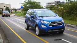 Những ưu nhược điểm Ford EcoSport 2018