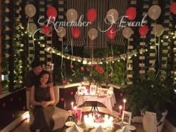Giới thiệu Remember Event - Chuyên tổ chức tiệc 2 người lãng mạn