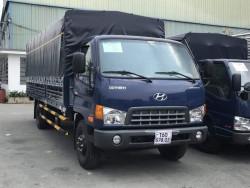 Hyundai HD120SL_8 Tấn thùng 6m3