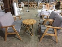 Kinh nghiệm chọn mua bàn ghế gỗ cafe mini chất lượng