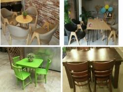 Những lý do nên chọn bàn ghế gỗ cà phê giá rẻ