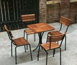 Thiết kế và ưu điểm nổi bật của bộ bàn ghế fansipan