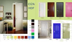 Những mẫu cửa phòng, cửa vệ sinh hot nhất hiện nay tại Tp HCM