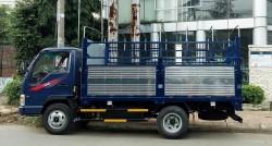 Ưu điểm của xe Tải JAC 2.4 tấn