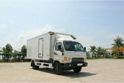Những dòng xe tải thùng đông lạnh được ưa chuộng tại Việt Nam
