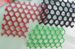 Tiêu chuẩn kỹ thuật và một số lưu ý khi tìm mua lưới nhựa cứng mắt cáo uốn dẻo