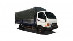 Xe tải Mighty Đồng Vàng HD700