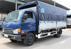 Đánh giá xe tải Hyundai Veam HD800 8 tấn thùng kín