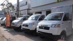 Lý do nên chọn dòng xe tải nhẹ Suzuki Carry Pro