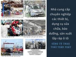 Công Ty TNHH Thái Toàn Phát