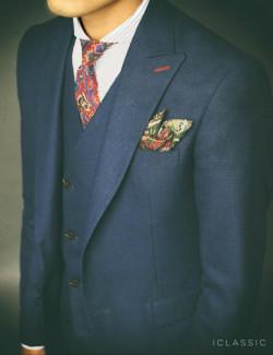 Chuyên may vest cưới iclassic chất lượng