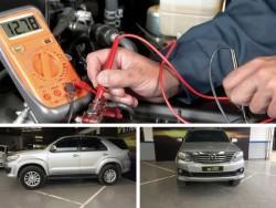 Nguyên nhân ô tô bị hao điện nhanh và cách khắc phục bạn cần biết