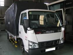Đánh giá xe tải Isuzu 2,2t QKR55h