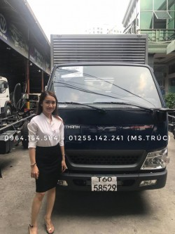 Đánh giá xe tải Huyndai IZ49 2t4