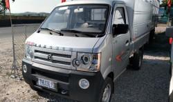 Đánh giá xe tải Dongben thùng khung mui bạt 870kg