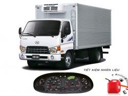Cách xác định mức tiêu thụ nhiên liệu của xe tải Hyundai