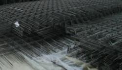 Lưới thép hàn chập và ứng dựng của lưới thép hàn trong xây dựng hiện nay