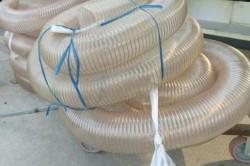 Đánh giá ống hút bụi PU lõi thép mạ đồng Phi 200