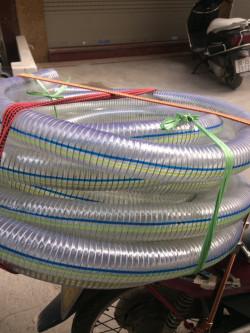 Sản xuất và phân phối ống nhựa lõi thép, ống cao su bố vải, ống cao su lõi thép, ống nhôm nhún