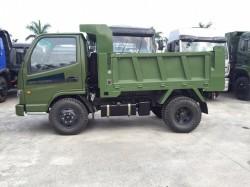Đánh giá xe ô tô tải ben Trường Giang Dongfeng 3.49 tấn điểm 10 chất lượng