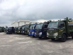 Kinh nghiệm mua xe tải trả góp tại Hà Nội