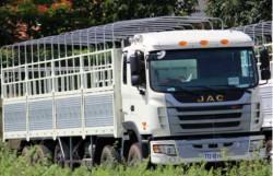 Giá xe tải Jac 21.7 tấn