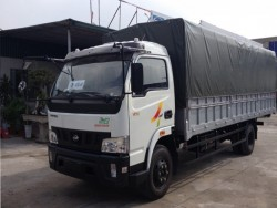 Đánh giá chất lượng xe tải Veam