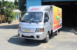 Thông số kỹ thuật xe tải Jac 1.25 tấn