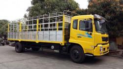 Xe tải Dongfeng 8.1 Tấn Thùng Dài 8M6  tặng ngay tỳ hưu tài lộc khi mua xe tại Ô Tô Phú Mẫn