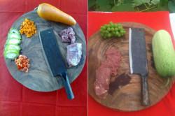 Dao Phúc Sen sự lựa chọn hoàn hảo cho nhà bếp
