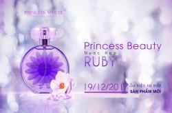 Ra mắt bộ sưu tập nước hoa Princess beauty - Gemmes collection