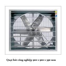 Quạt Hút gió vuông 900x900 - quạt hút công nghiệp 900x900