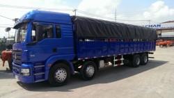 Ưu điểm nhược điểm của dòng xe tải Shacman