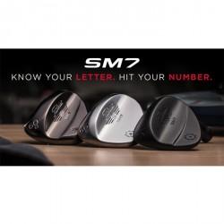 Gậy golf wedge SM7 chuyên về kỹ thuật ở cự ly ngắn