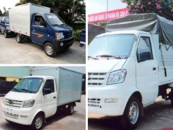 Ưu điểm của xe tải dongfeng 900kg