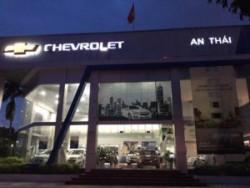 Công ty cổ phần ô tô An Thái