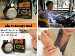 Sản phẩm hỗ trợ xương khớp Dung Hà