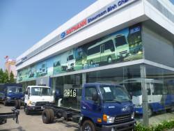 Ưu đãi lớn mua xe tải Hyundai tại Hyundai Long An