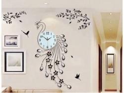 Mẫu đồng hồ trang trí nội thất đẹp