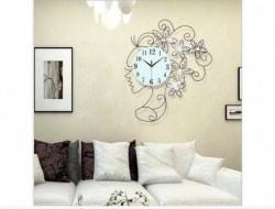 Mẫu đồng hồ treo tường trang trí nhà đẹp