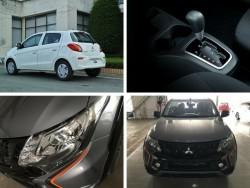 Đánh giá phiên bản Eco của dòng xe Mitsubishi Mirage
