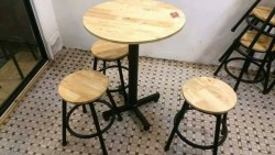 Giới thiệu xưởng sản xuất bàn ghế cafe Gia Hân giá rẻ không qua trung gian