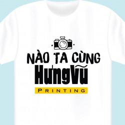 In áo thun chuyển nhiệt Hưng Vũ