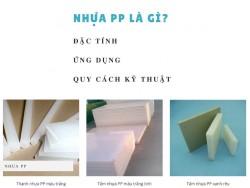 Nhựa PP là gì?