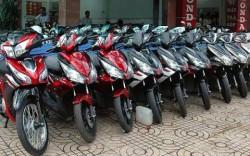 Chuyên mua bán xe máy cũ các hãng giá tốt  tại Hà Nội.