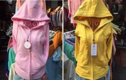 Mẫu áo khoác nữ hot nhất hiện nay