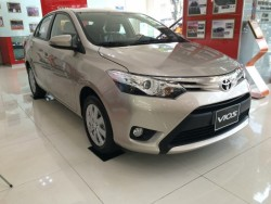 Giá Toyota Vios mới nhất