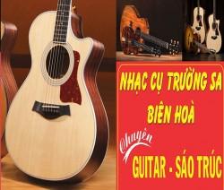Cửa hàng nhạc cụ nào uy tín, giá rẻ tại Đồng Nai?