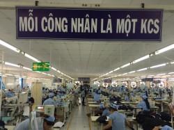 Nhận may gia công đồng phục xuất khẩu tại Hồ Chí Minh