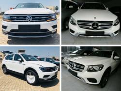 So sánh Xe Volkswagen Tiguan Allspace và Mercedes-Benz GLC200